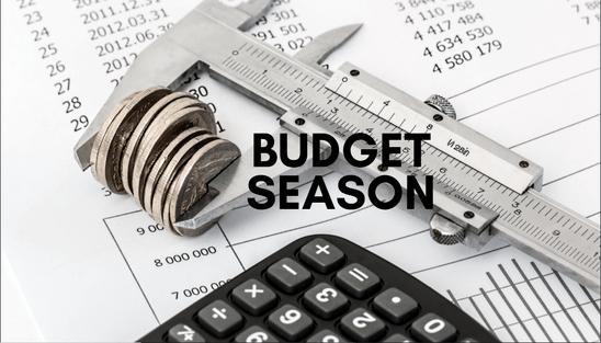 Budget Season